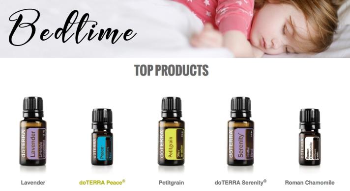 Bedtime For Kids Doterra All Natural Essential Oils